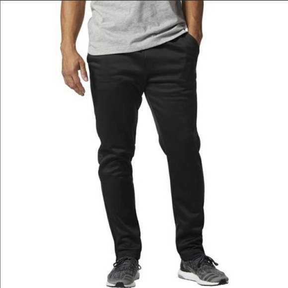 adidas Other - Black Adidas Joggers (Tapered Fleece) Men's M